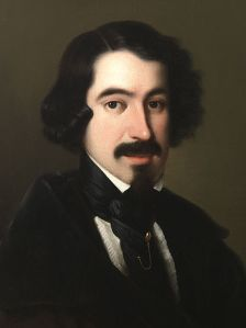 José de Espronceda de Antonio María Esquivel